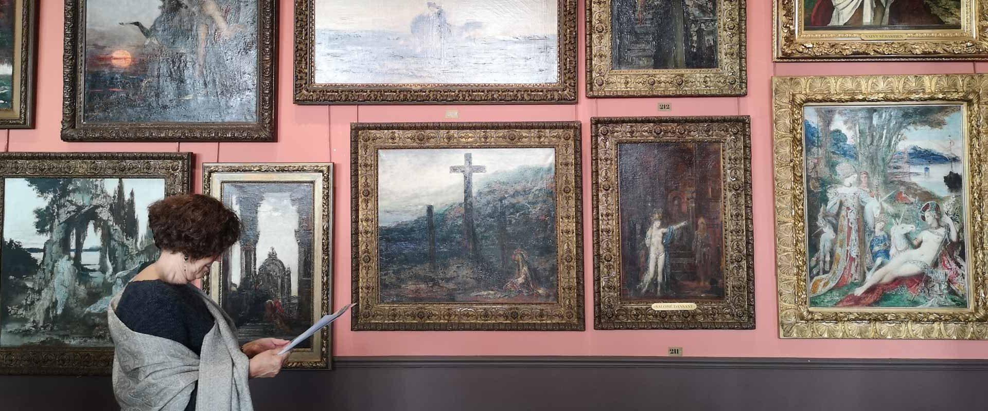 Religious art tour