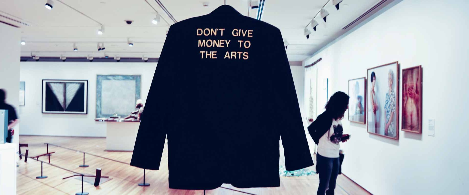Should we pay artists?