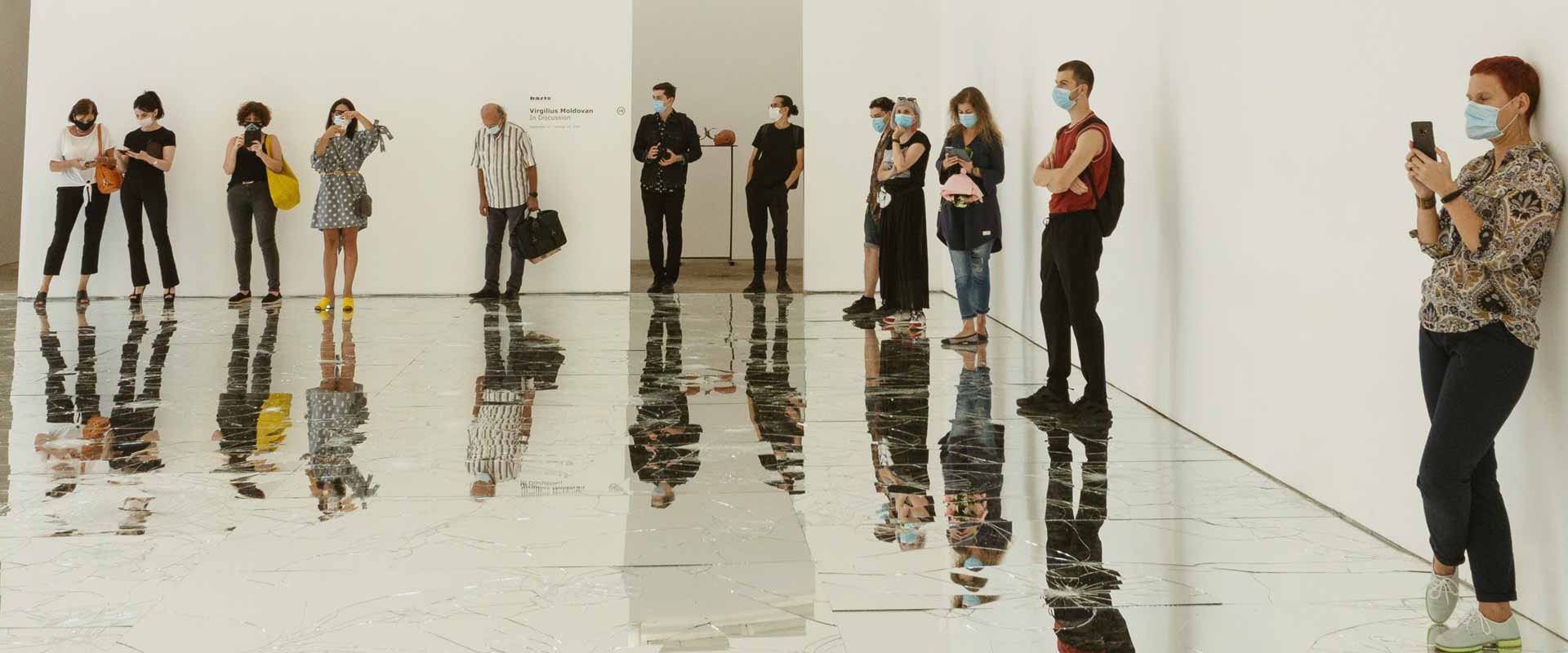 Reflections in art